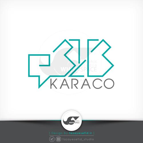 fazayesefid-logo-karaco02
